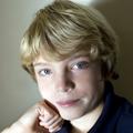 blond boy