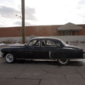 Old Car in Detroit