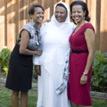 Three Women at Celebration